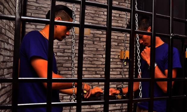 aktiviti menarik di penang - flee sixty room escape