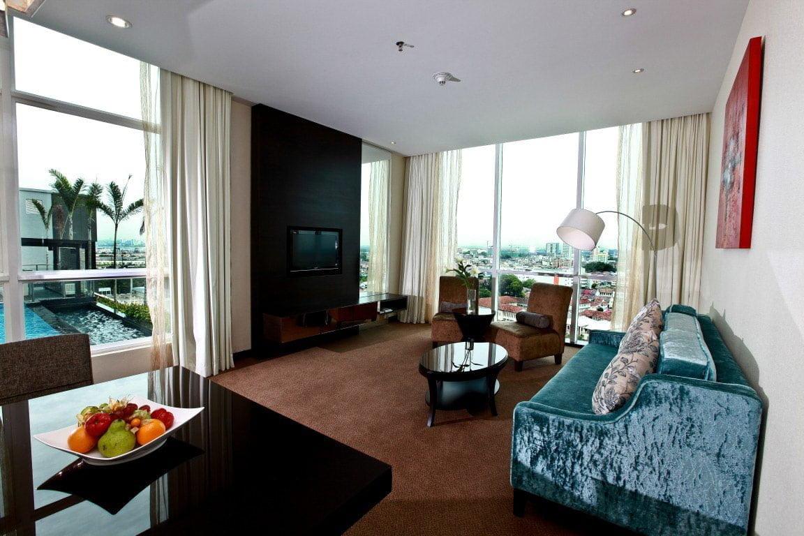 Hotel Hatten - hotel terbaik di melaka