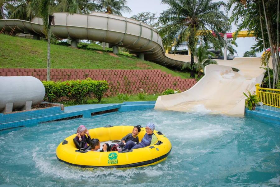 a famosa resort waterpark