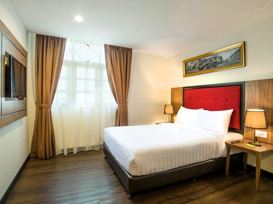 Armenian Street Heritage Hotel - hotel terbaik di pulau pinang
