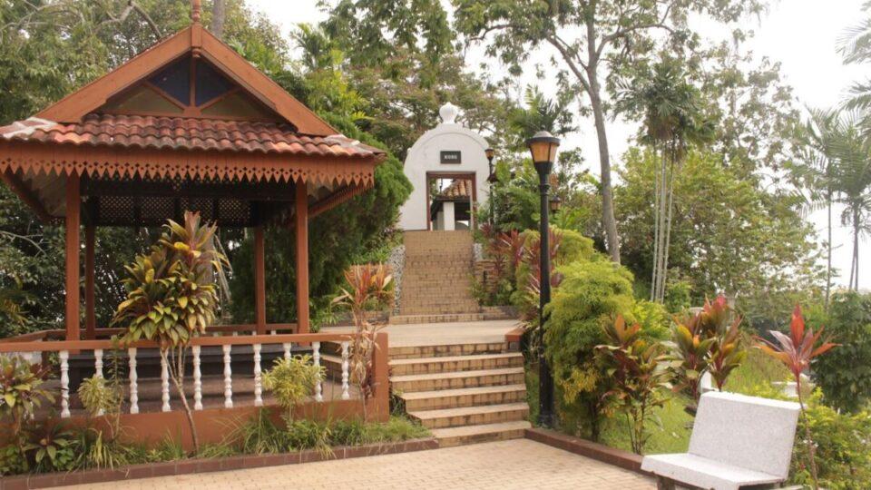 Bukit Puteri - tempat menarik lagi bersejarah di terengganu