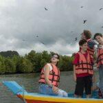 burung di mangrove tour kilim langkawi
