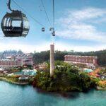 Kereta Kabel Singapura - tarikan best singapore