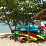 Pantai Cenang - kawasan pantai wajib tuju di langkawi