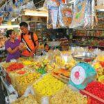 tarikan di pulau penang - jeruk chowrasta penang