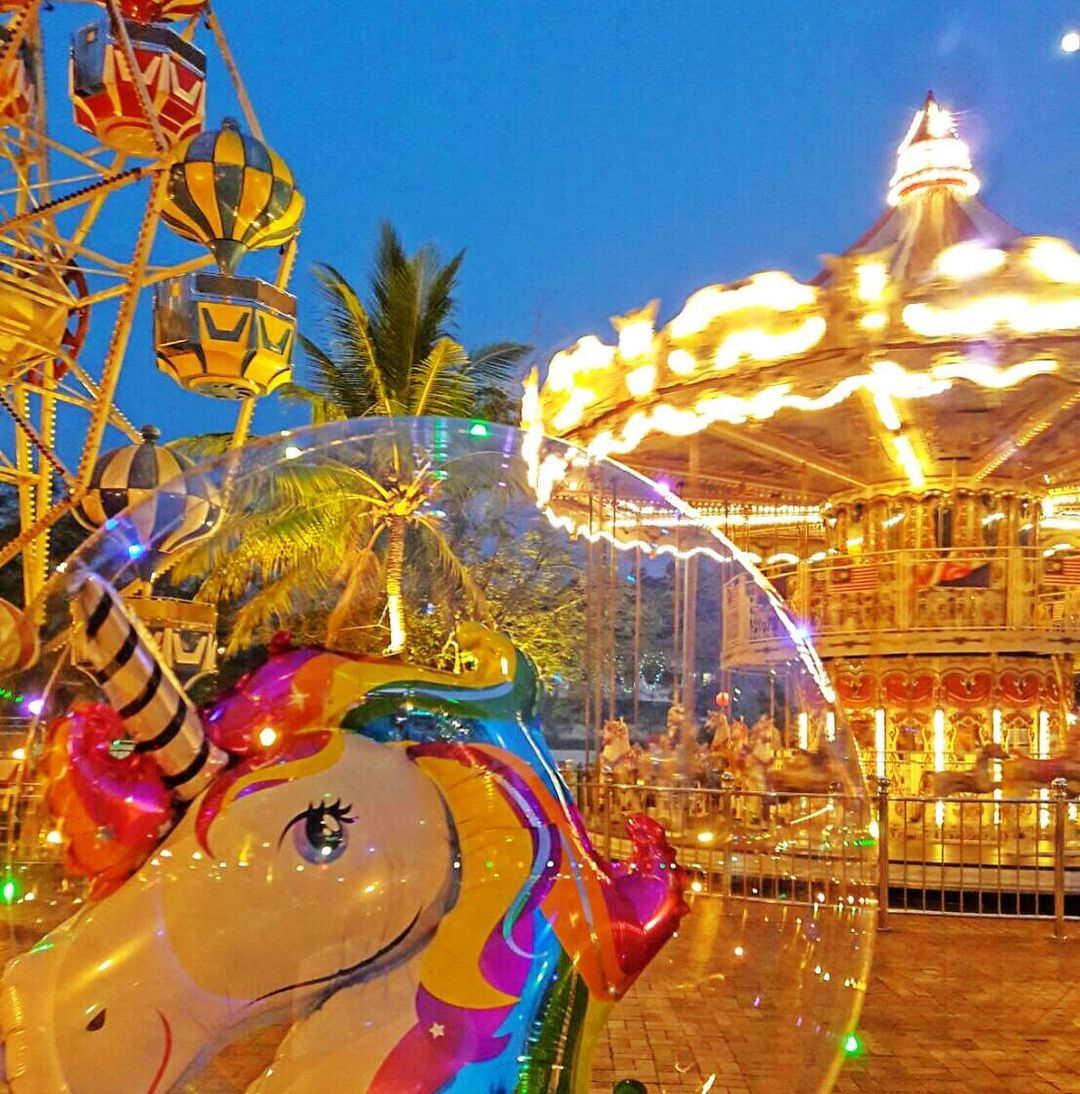 danga bay theme park