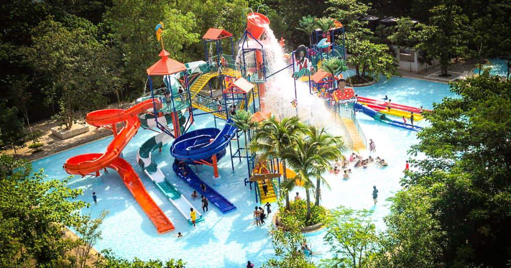 escape penang waterpark