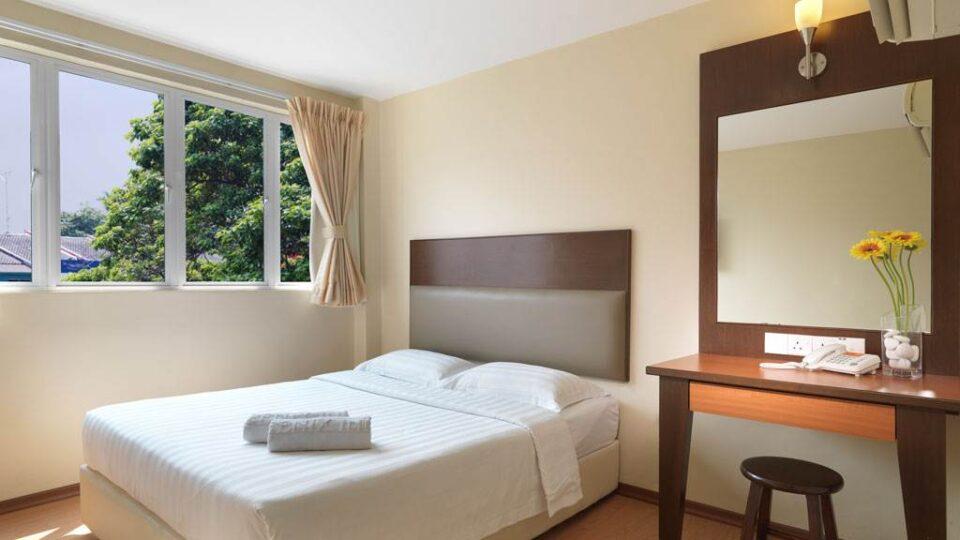 Fenix Inn - hotel paling best di melaka