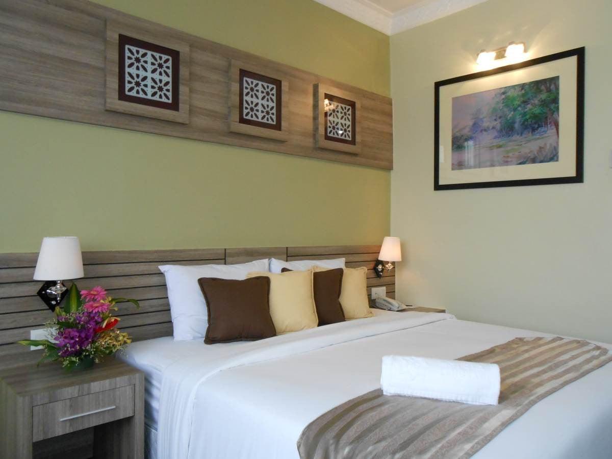 HIG Hotel - hotel keluarga best di langkawi
