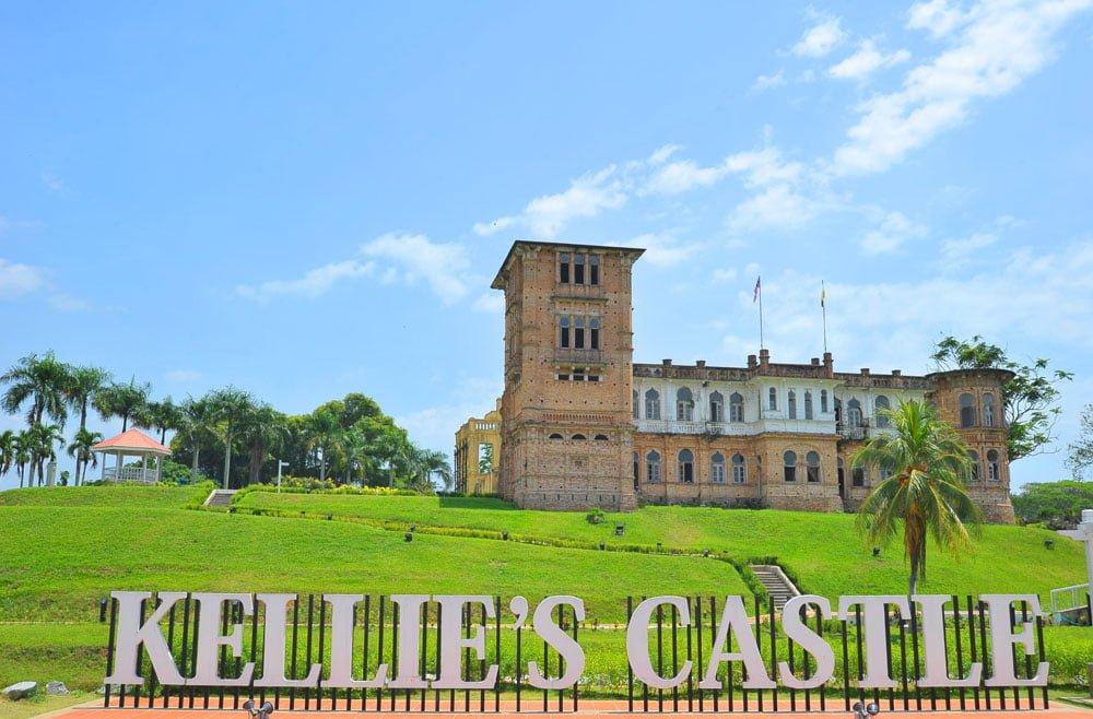 Kellie's Castle - tempat menarik lagi bersejarah di batu gajah/ ipoh perak