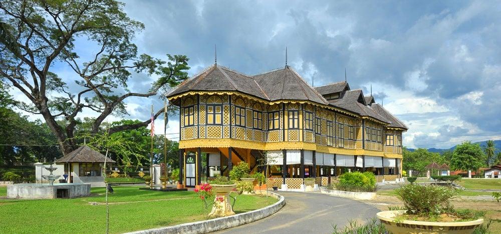 Istana Kenangan - tempat menarik & free di Istana Kenangan