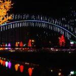 Kinta Riverfront - tarikan waktu malam di ipoh perak