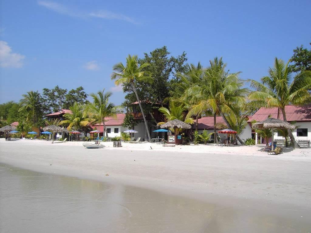 Malibest Resort - hotel cenang yang best