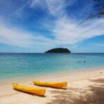 Pulau Manukan - tempat menarik wajib lawat di kota kinabalu sabah