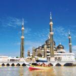 Taman Tamadun Islam - tempat menarik untuk selfie/ bergambar di terengganu