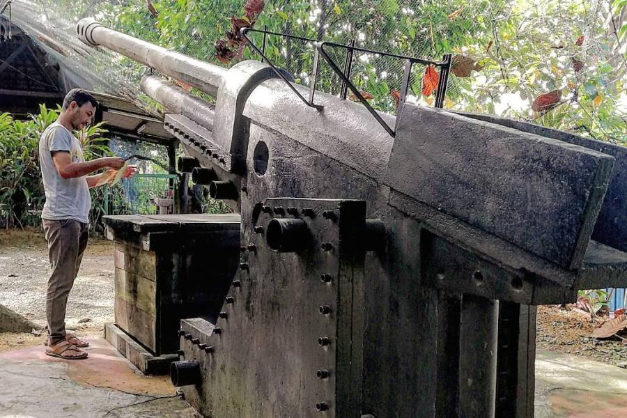 muzium perang penang - pulau pinang war museum