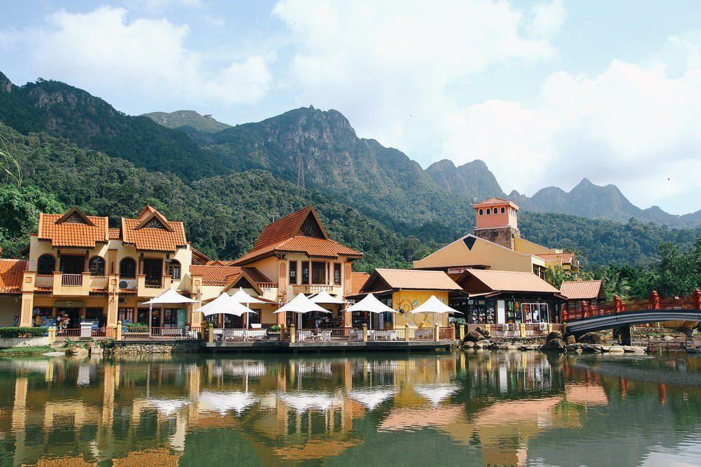 Oriental Village - tempat best langkawi