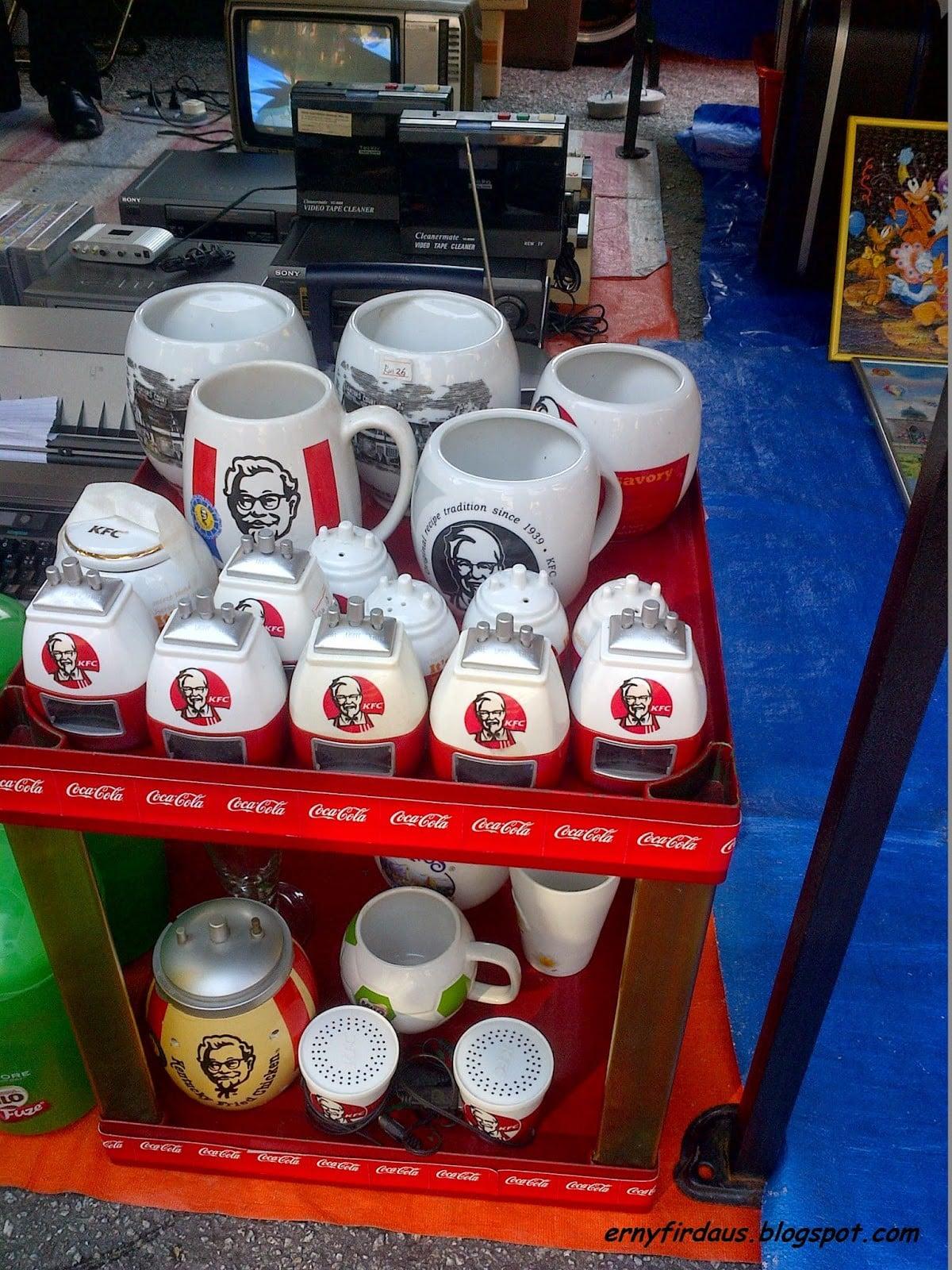 Pasar Lok Kin - tempat shopping menarik di ipoh perak