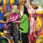 Pasar Payang - tempat shopping menarik di terengganu