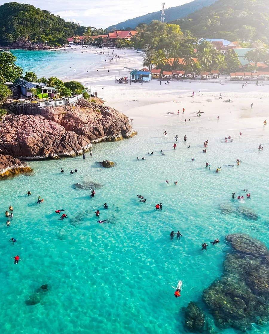 pulau redang snorkeling trip pakej