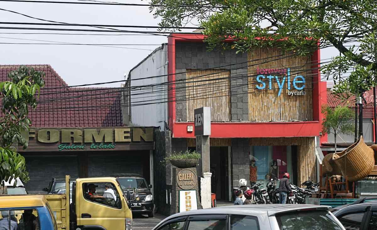 Jalan Riau Factory Outlets - tempat shopping menarik di bandung