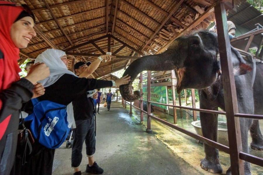 safari wonderland di afamosa resort melaka