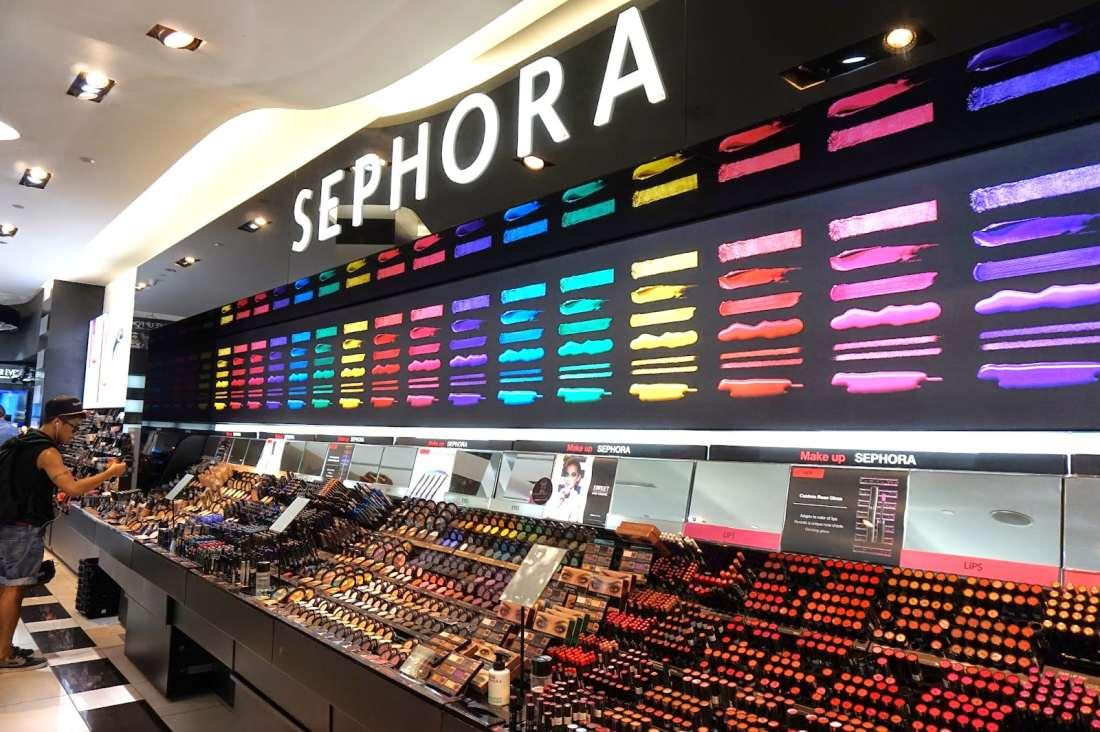 Sephora KL - shopping di KL