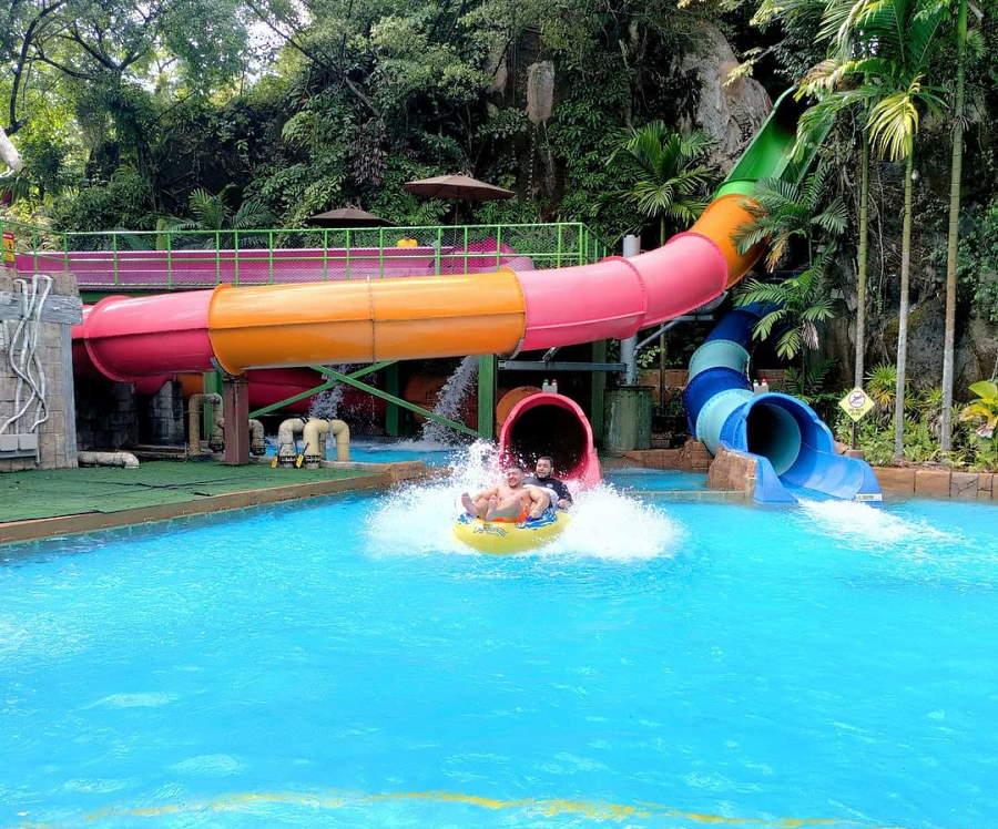 slide air di sunway lagoon park