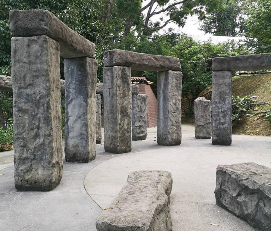 stonehenge planetarium negara