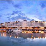 Straits Quay - tarikan malam untuk santai dan makan-makan di penang