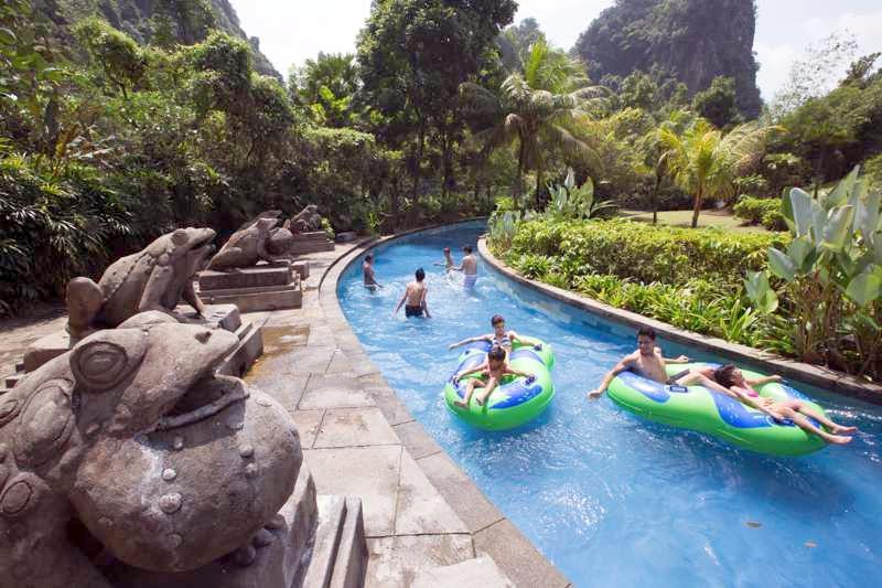 lost world of tambun waterpark