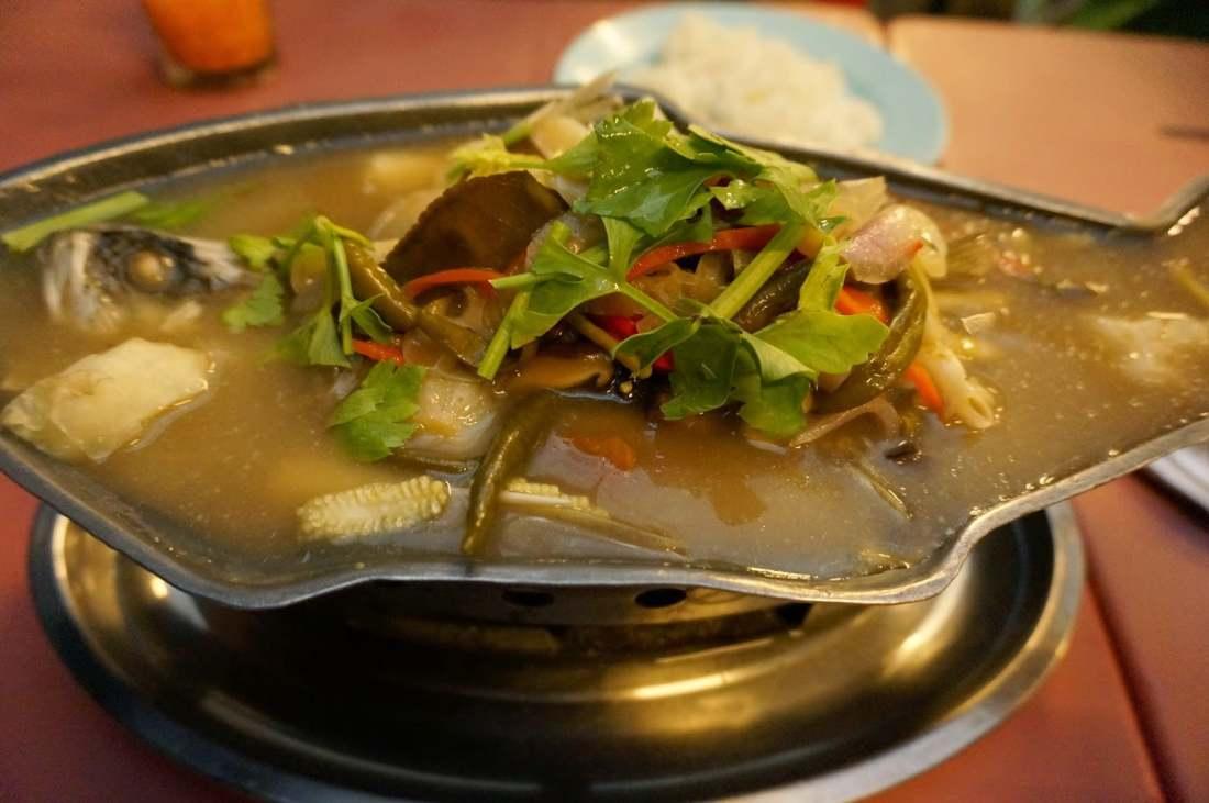 Ikan Stim Veena Thai - yang sedap langkawi