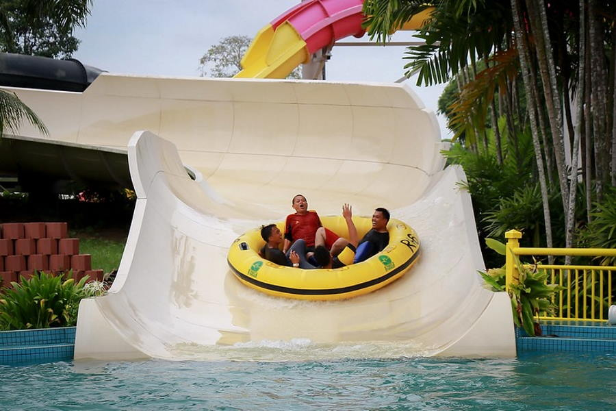 waterpark a famosa resort