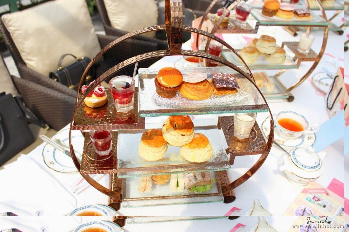 makannan dan teh bilik orkid majestic hotel