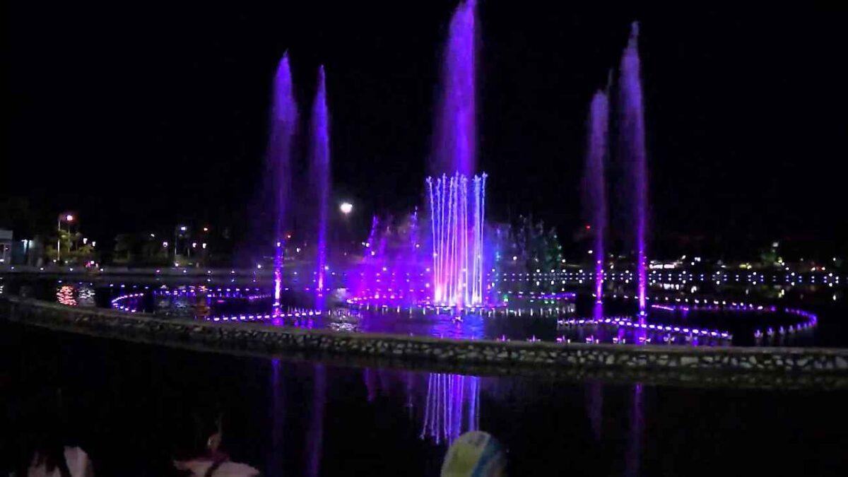 air pancut perdana park kota kinabalu