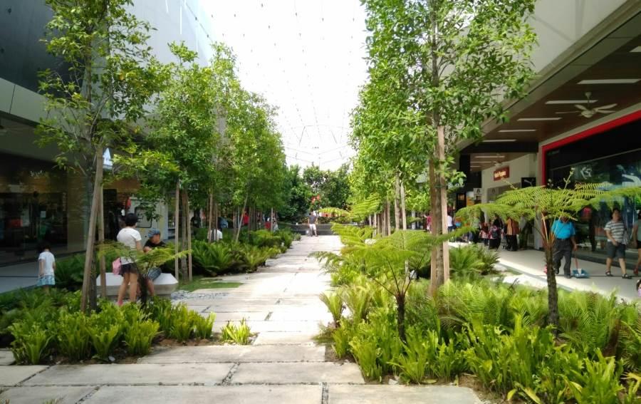 design village mall penang