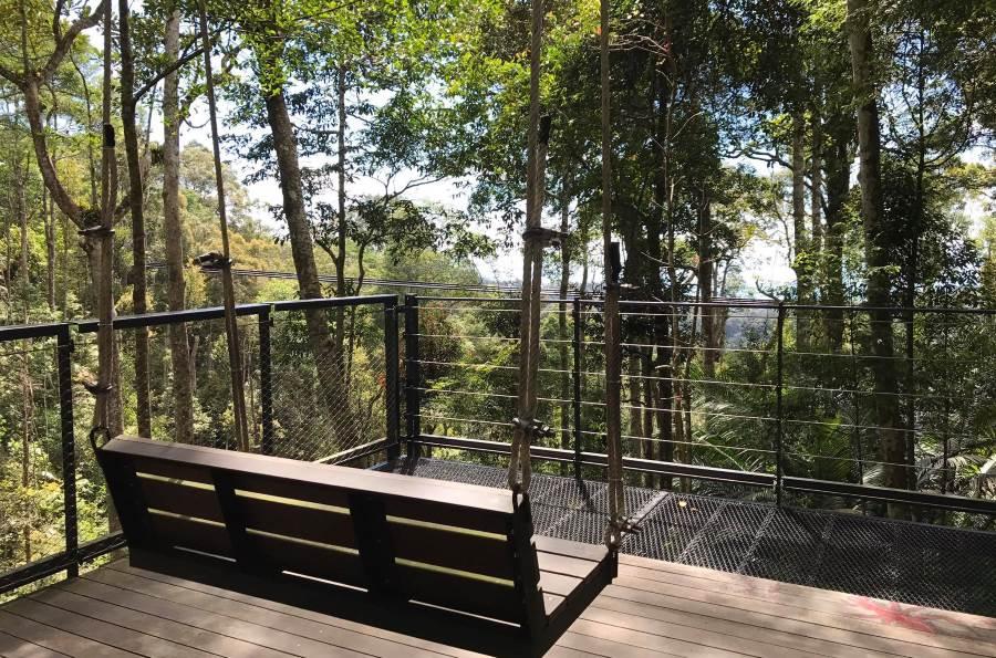 the habitat penang giant swing