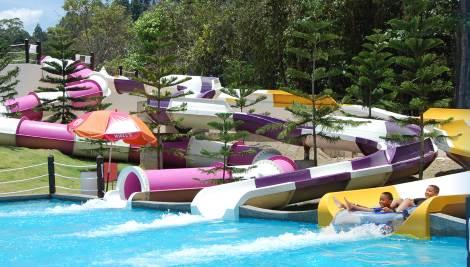 tiket murah bukit gambang water park