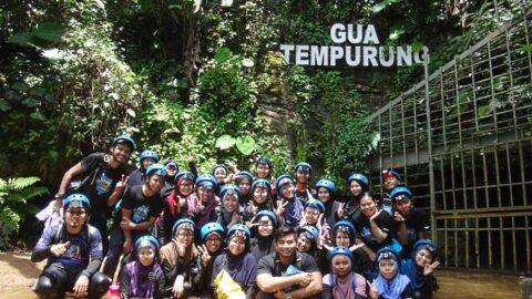 Tour Gua Tempurung dari KL