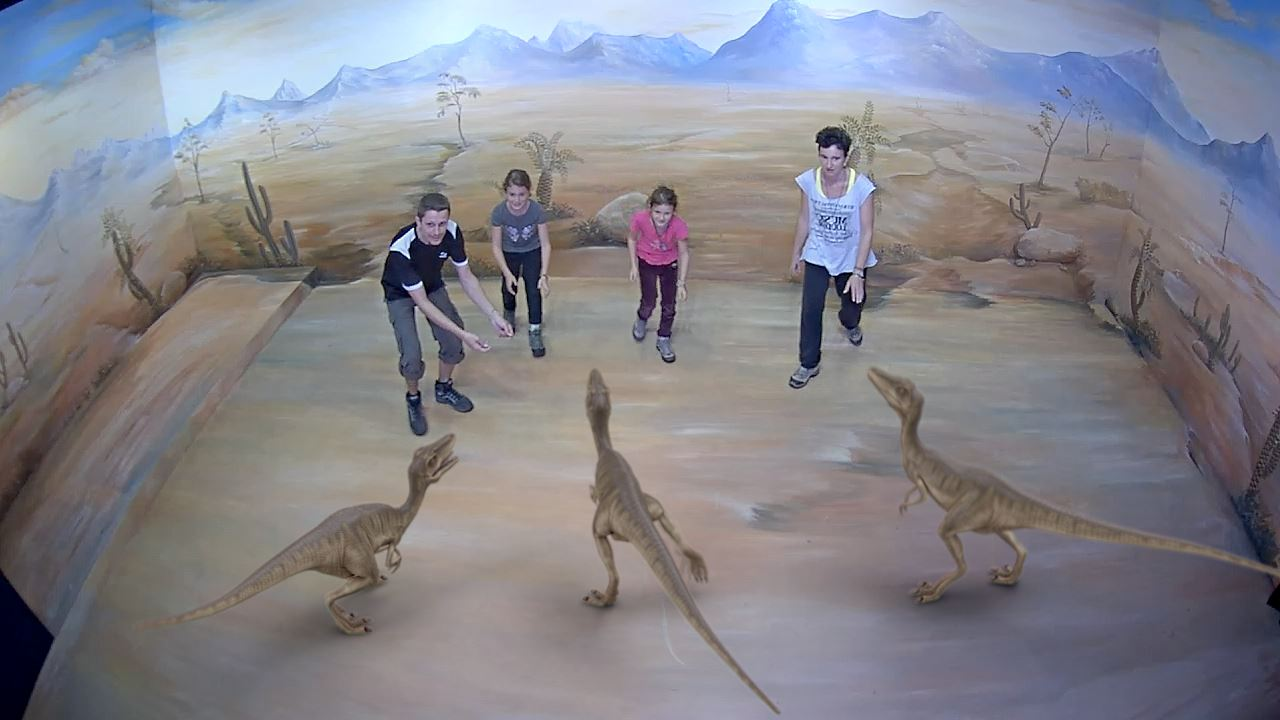 Illusion 3D Art Museum Kuala Lumpur