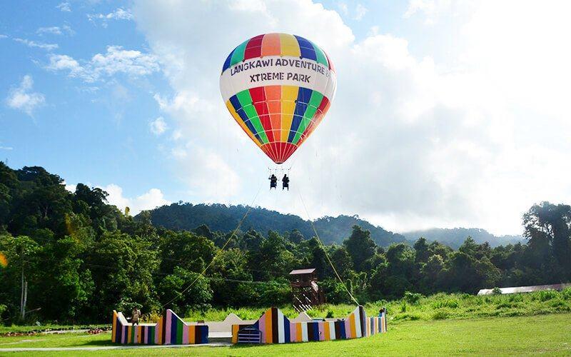 langkawi adventure park - belon udara