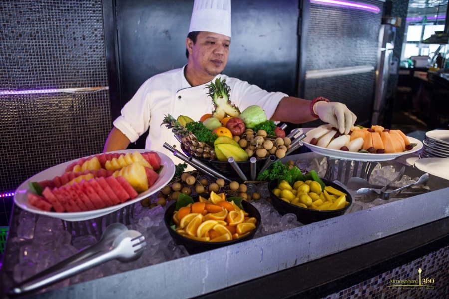 chef di atmosphere 360