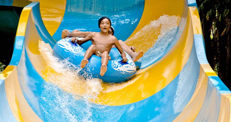 desaru coast water slide