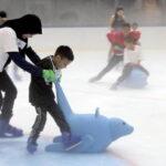 ice skating myniss
