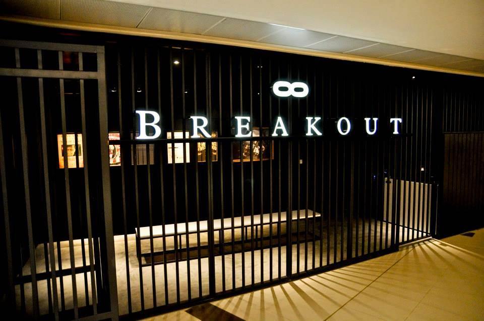 escape room dalam avenue k yang dipanggil breakout