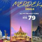promosi malaysia airlines MAS untuk merdeka 2019