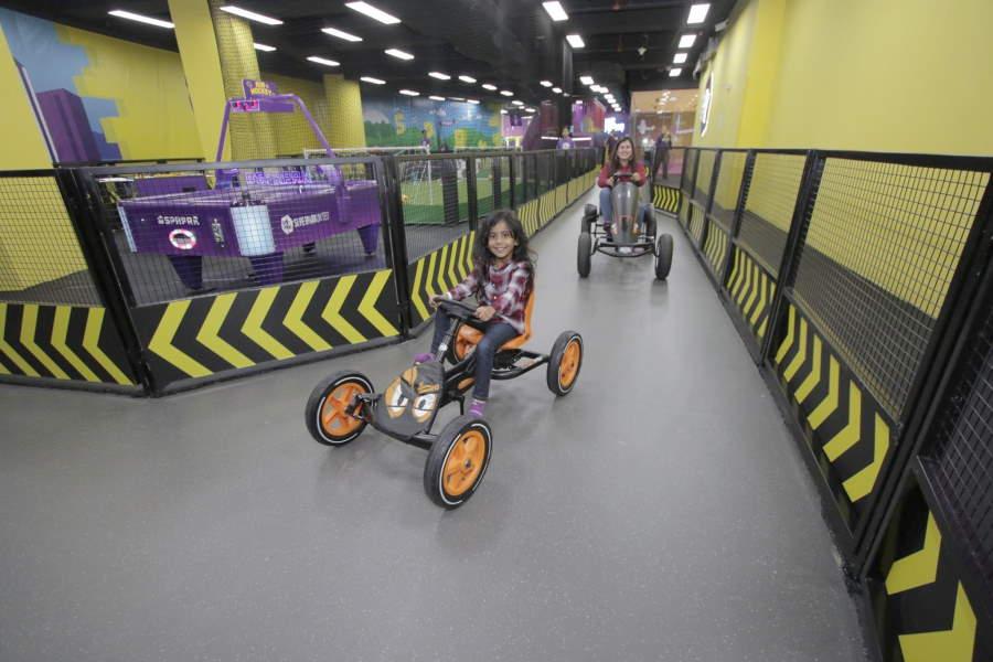 superpark malaysia ride