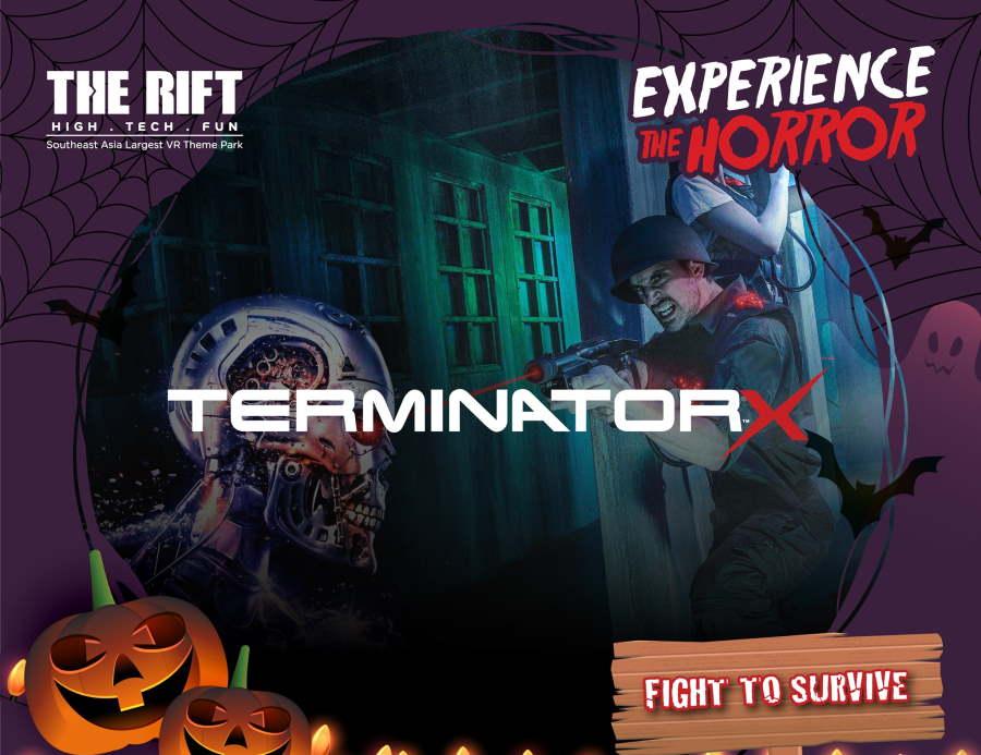 terminator the rift mid valley