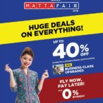 mas ticket promo matta fair