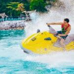 main jet ski di 101 paradise island